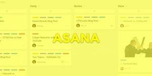 ASANA, un plataforma sofisticada para trabajar proyectos en equipo