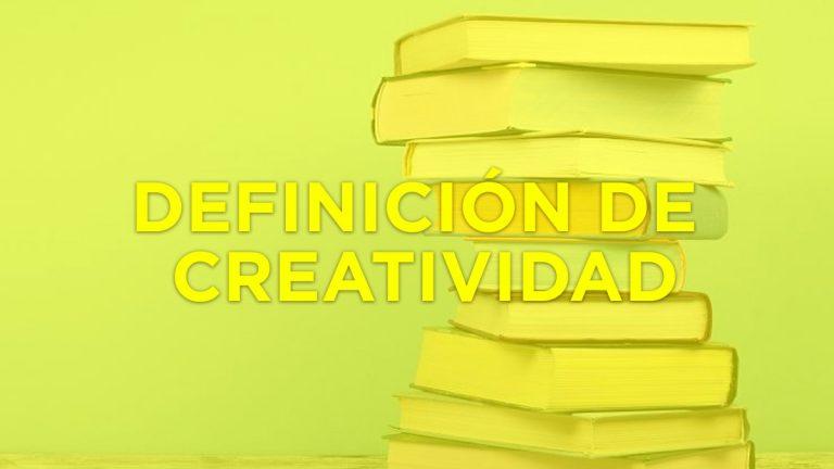 ▷ Definición de CREATIVIDAD y algunas características principales
