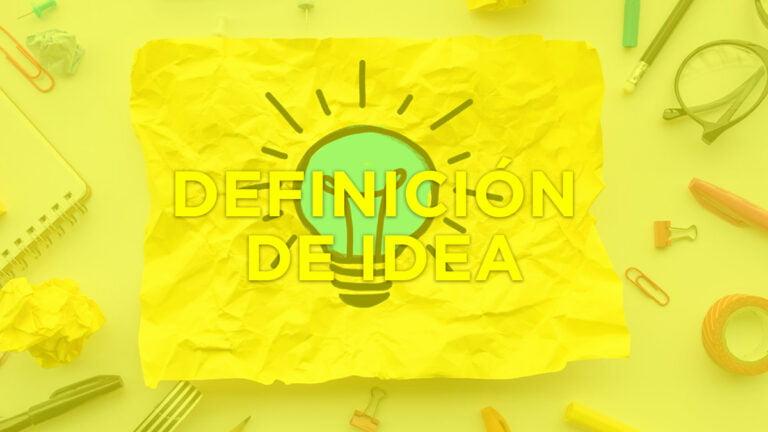IDEA, definición del concepto desde diferentes perspectivas