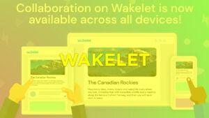 WAKELET, plataforma para guardar y compartir información