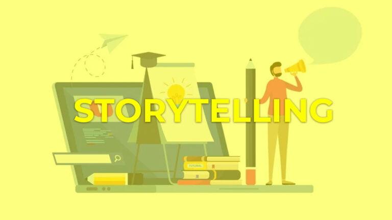▷ Storytelling, desarrolla una historia para presentar tu proyecto